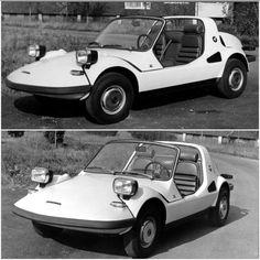 1969 Honda Hondina by Zagato