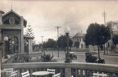 Avenida Paulista Belvedere do Trianon hoje Masp 1914
