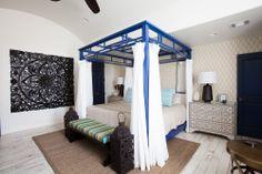 Laura U Interior Design Bedroom