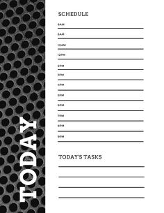 Choose from 50 different designs of free daily planner printables! Made to be simple, vertical calendar prints for your binder or desk. Black and white, minimalist, floral, and other options available. Cute Calendar, Daily Calendar, Print Calendar, Daily Planner Printable, Binder, Minimalist, Printables, Desk, Simple
