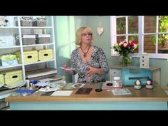 Crafting My Style with Sue Wilson - FAUX BATIK TECHNIQUE For Creative Expressions. - YouTube