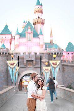 Disneyland photography, disneyland engagement, disneyland, brooke aliceon p Disney Engagement Pictures, Disneyland Engagement Photos, Disneyland Photos, Disney Pictures, Disneyland Trip, Couple Pictures, Wedding Pictures, Wedding Ideas, Disneyland Couples