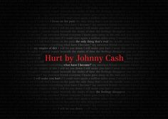 Hurt by Johnny Cash.
