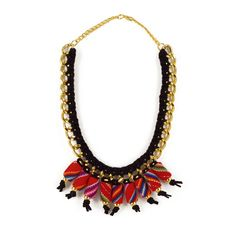 Titicaca Red Necklace
