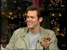 Funniest interview ever with Jim Carrey !, via YouTube.