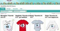 Abbiamo trasformato il #logo di Guarda Chi C'è in un vero e proprio #brand!!   Un negozio on line vi darà tante idee regalo per qualsiasi età ed occasione...una vera e propria #guardachicemania