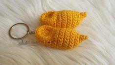 JB Crochet Design & Creations: Sleutelhanger Hollandse Klompjes