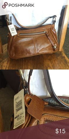 Marks & Spencer purse NEW still with tags Marks & Spencer small brown bag Bags Mini Bags