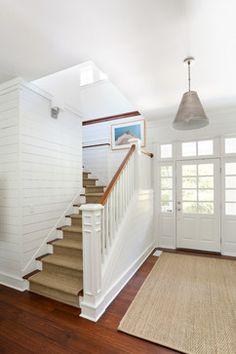 Amy Trowman Sullivans Beach House No. 3 - beach-style - Entry - Charleston - Matthew Bolt Graphic Design
