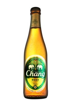 Chang from Thailand. It's actually tastes better with Thai food.