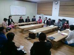 주네스 구미센터 2014.4.17 김세우대표님 강의 후 애프터미팅