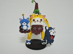 League of legends: Meowkai by TheJumpingGenie on Etsy