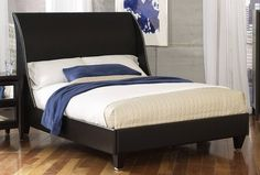 My new bed - Heights Queen Panel Bed
