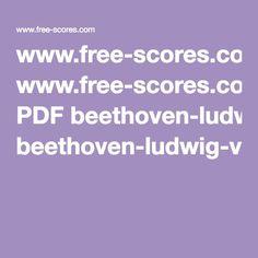 Beethoven Lettre à Elise