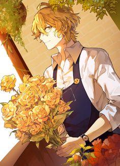 Shinomiya Natsuki - Uta no☆prince-sama♪ - Image - Zerochan Anime Image Board Art Manga, Manga Anime, Anime Art, Camus Utapri, Anime Gangster, Handsome Anime Guys, Cute Anime Boy, Anime Boys, Shall We Date