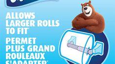 FREE Charmin Roll Extender on http://www.canadafreebies.ca/
