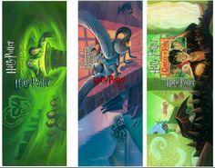 Harry Potter Bookcharm Template Set 2