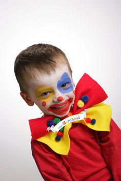 Un maquillage de clown !