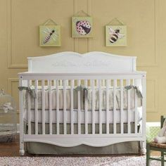 Graco Victoria 4 in 1 Convertible Crib.