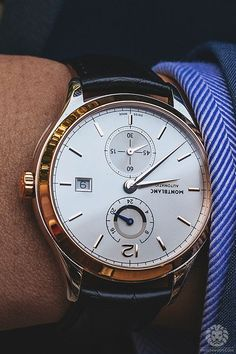 Out in Paris with MontBlanc.                                                                                                                                                     More #luxurywatches