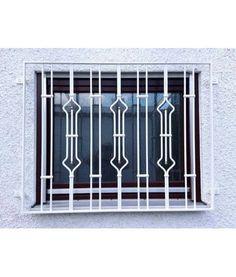 Window Grill Design Modern, Balcony Grill Design, Grill Door Design, Balcony Railing Design, Window Design, Front Gate Design, House Gate Design, Iron Windows, Iron Doors