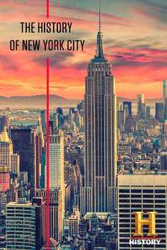 Learn some historical facts & figures behind the Big Apple.