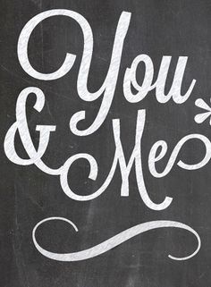 This chalkboard-style Valentine is totally lovable.this is how we do it All You Need Is Love, Love Of My Life, You And I, My Love, Anniversary Cards For Boyfriend, Hopeless Romantic, Love And Marriage, Be My Valentine, Oeuvre D'art