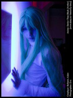 july cosplay darker than black | photo