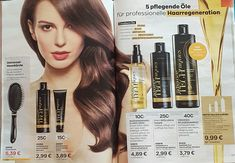 Straightener, Avon, Hair, Beauty, Split Ends, Beauty Illustration, Strengthen Hair