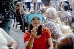Jackie O. in Capri