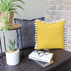 Refresh your living room or terrace with this stunning collection of summer throw pillow covers. More sizes, more colors.