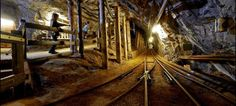 Salt Mines of Bex - Whitepod Eco-Luxury Hotel ❄ Valais - Switzerland Switzerland Tour, Underground Tour, Top Ski, Engelberg, Jungfraujoch, Swiss Alps, Historical Sites, Stairways, Touring