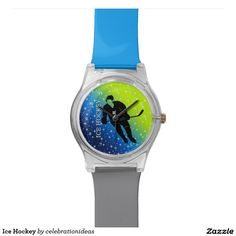 Sold #Ice #Hockey #Watches #sports #silhouette Available in different products. Check more at www.zazzle.com/celebrationideas