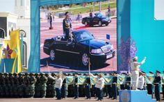 Tantv.kz - Нурсултан Назарбаев приедет на парад в Пекин