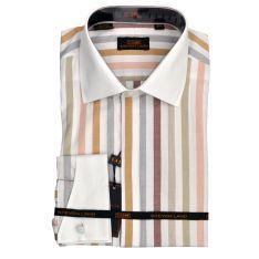 DS995_FRENCH_CUFF_SHIRT_TAN.jpg #mensdressshirts #frenchcuffshirts #frenchcuffdressshirts #buttondownshirts #frenchcuffs #dressshirts #shirts #mensshirts
