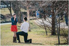 Brian Virts Photography | Frederick Maryland Wedding Photographer | Modern Weddings | Kelsey and John – Proposal at Baker Park | http://brianvirtsphotography.com
