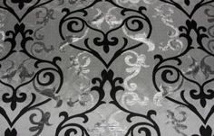 Monte Black/Silver Embroidered - Available exclusively through Premiere Party Central  South: (512) 292-3900 North: (512) 870-8552