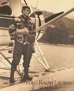 Old Ralph Lauren Adverts