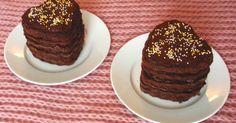 Aneta Goes Yummi: Valentínske čokoládové tortičky podľa Dity P.