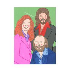 Bee Gees - thepinkglow