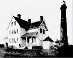 Currently, the lighthouse at Currituck Beach, like most lighthouses across the country, is completely automated, requiring nothing more of humans than the occasional maintenance.  This was not always the case, however. There was a time, in recent history act