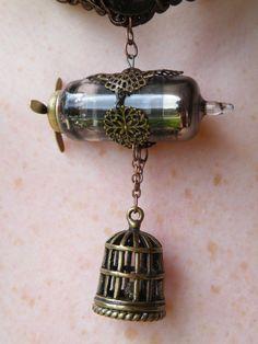 Zeppelin Necklace - Special Delivery