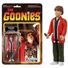 The Goonies Chunk ReAction Figure