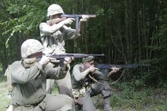 Sunday, August 17th 2014 Gameplay Action at Ballahack Airsoft!