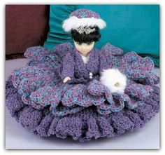 Free Bed Doll Patterns | Free crochet bed doll patterns