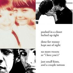 Larry Stylinson----> only pinning cause I luv the little poem and would luv to draw it with a cute little pic