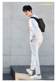 パクボゴム君 MandarinaDuck広告モデル の画像|^^♡aloha happy day+^^♥오늘도 화이팅!