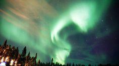 Descobrint l'Aurora Boreal a Kiruna, Suècia ~ Quaderns de bitàcola