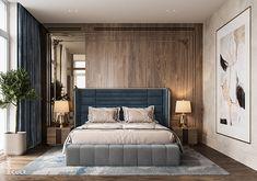 Bedroom Door Design, Bedroom Setup, Modern Bedroom Design, Bedroom Ideas, Adobe Photoshop, Dream Home Design, House Design, Bed Designs, Bedroom Designs
