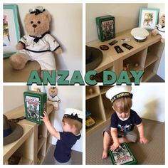 Recognising ANZAC day